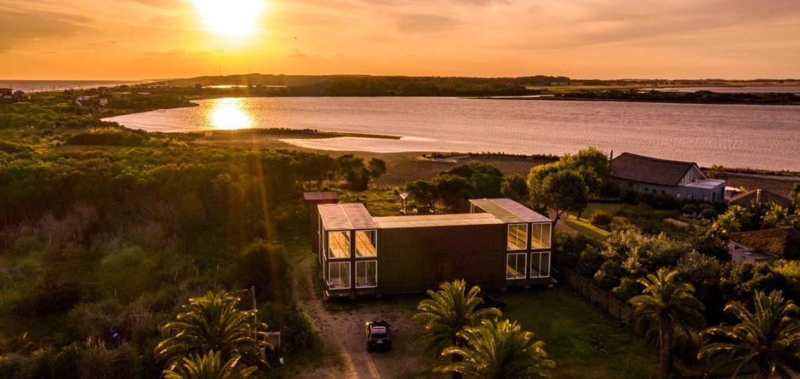 Las eco-casas ya son tendencia en Punta del Este