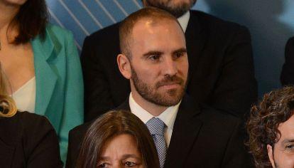 El ministro de Economía, Martín Guzmán.