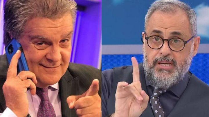 Luis Ventura hizo una nueva denuncia contra Jorge Rial