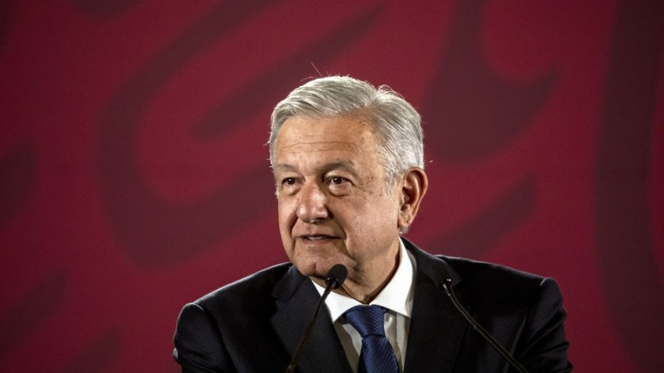 President Lopez Obrador Holds Daily Briefing