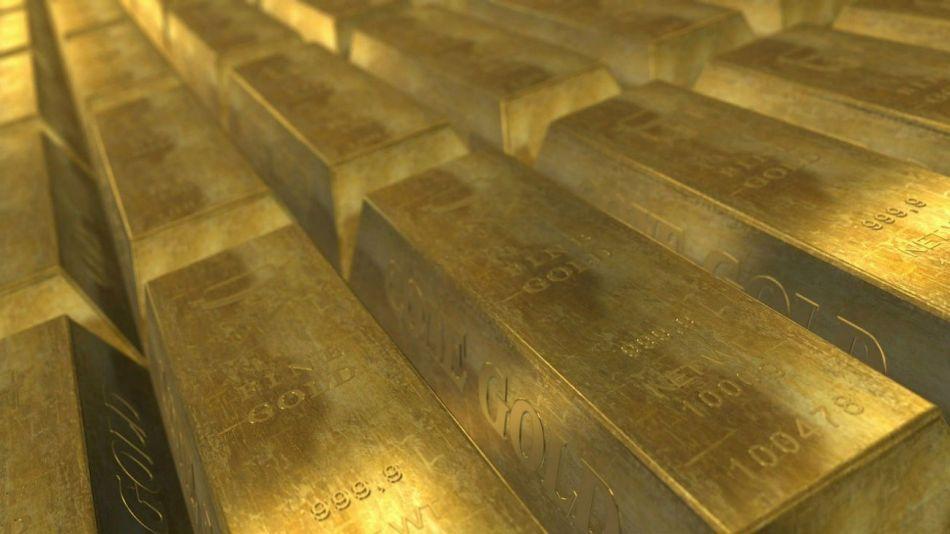 El oro se disparó al nivel más alto en más de seis años.
