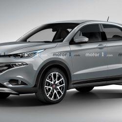 SUV Argo (Fuente: Motor 1)