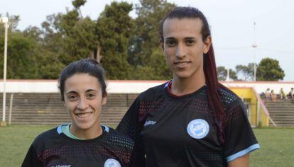 Las nuevas jugadoras de Villa San Carlos.