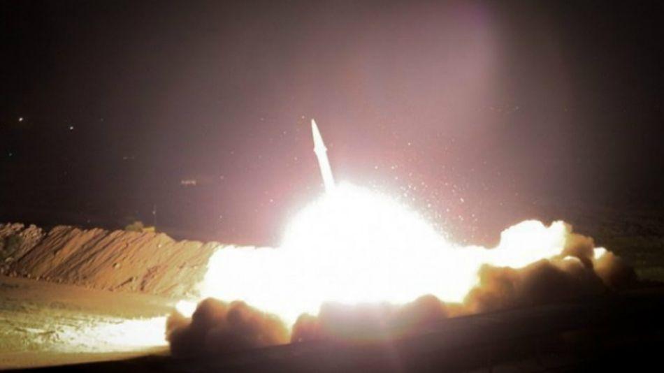 Misiles caen en bases estadounidenses en Irak