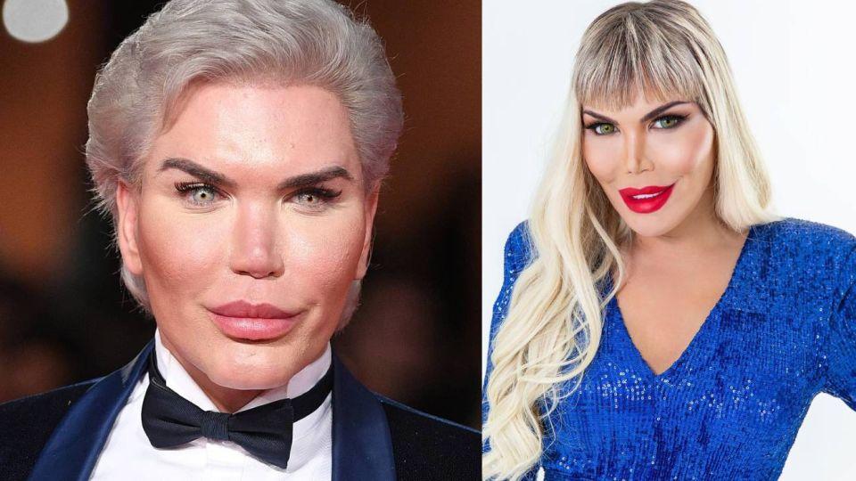 """El """"Ken humano"""" cambió de sexo: ahora es Barbie"""