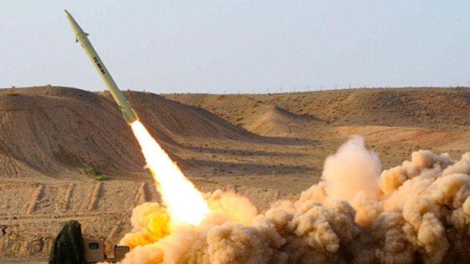 Así son los misiles iraníes Fateh-110.