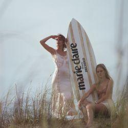 Juana Vidou y Violeta Bass por Newdress Rent.
