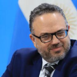 Production Minister Matías Kulfas.