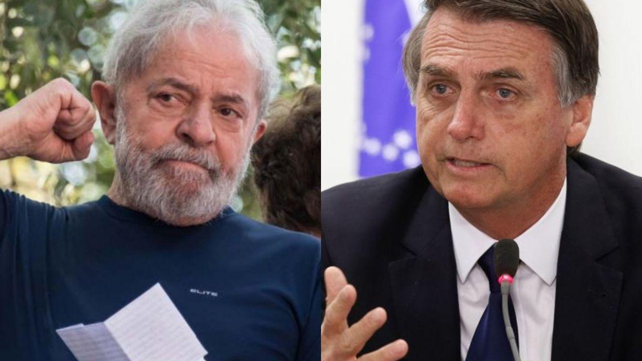Lula Da Silva y Jair Bolsonaro | Foto:Cedoc