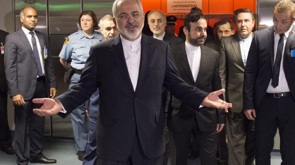El ministro de Asuntos Exteriores de Irán, Javad Zarif