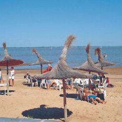 La playa es uno de los grandes atractivos durante esta época del año.