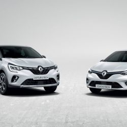 Nuevos Clio E-Tech y Captur E-Tech Plug-in.