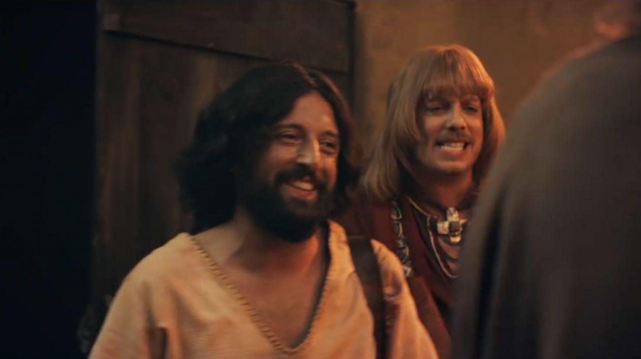 La primera tentación de Cristo, por Netflix.