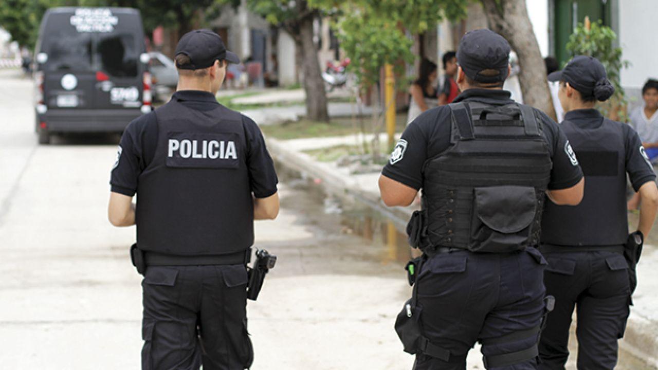 Policía de Santa Fe | Foto:Cedoc