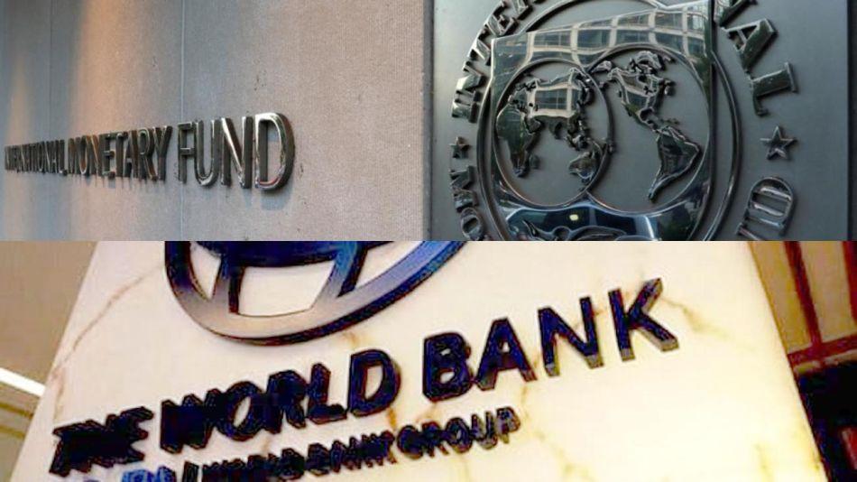 FMI y Banco Mundial 20200109