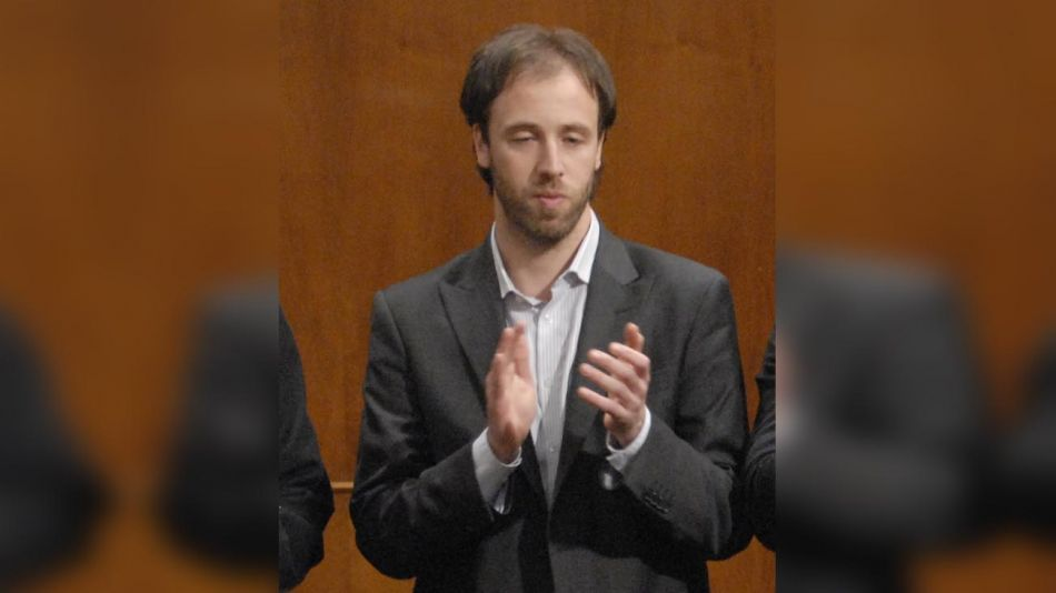 Pablo López ministro de Hacienda Bonaerense 20200109