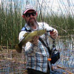 El horario ideal para pescar es bien temprano, hasta las 9 de la mañana.