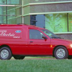 Ford Ecostar.