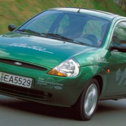 Ford e-Ka.