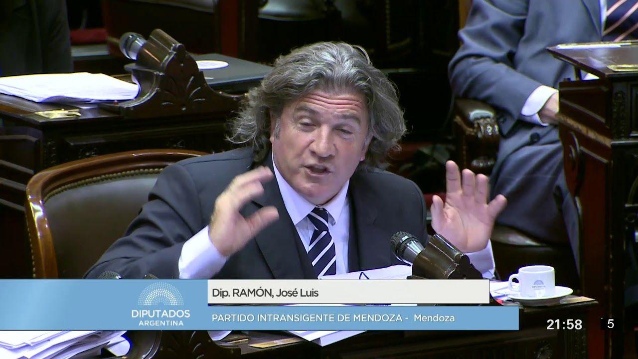 Diputado José Luis Ramón