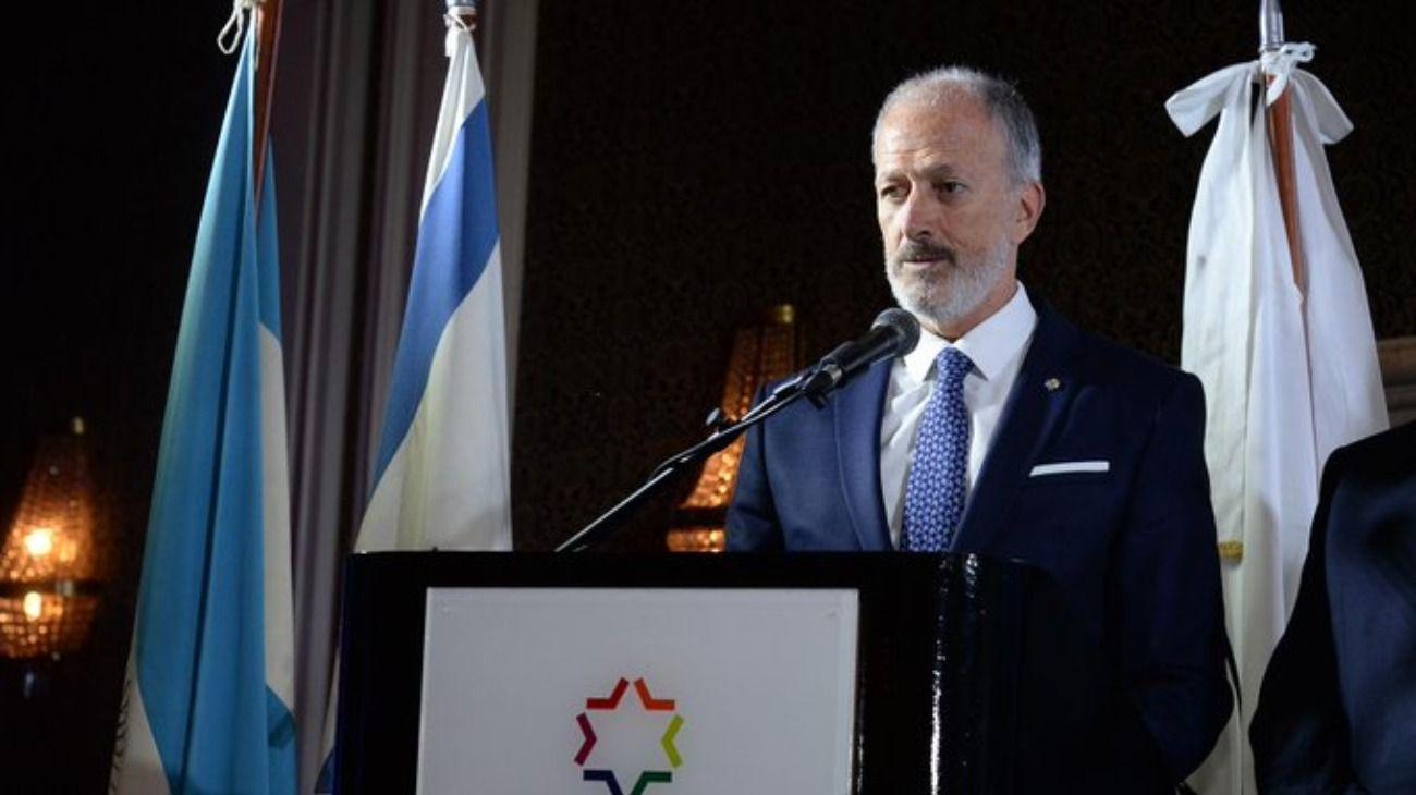 """El presidente de la DAIA desafió a Rabbani: """"Tiene que declarar en la Justicia, no en la radio"""""""