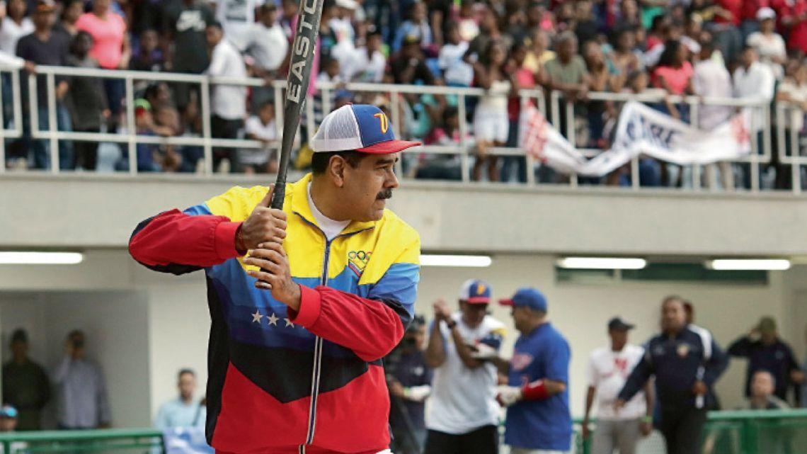 Nicolás Maduro   Foto:Dpa