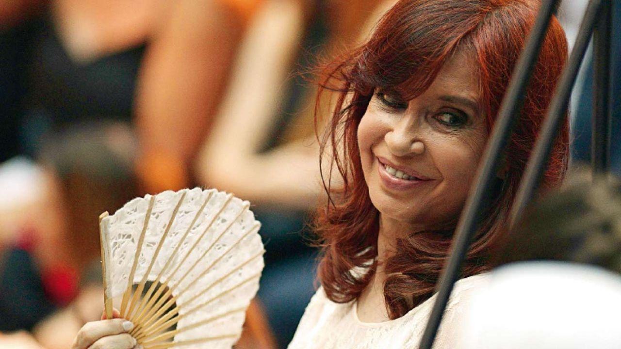 Cristina Kirhner | Foto:cedoc