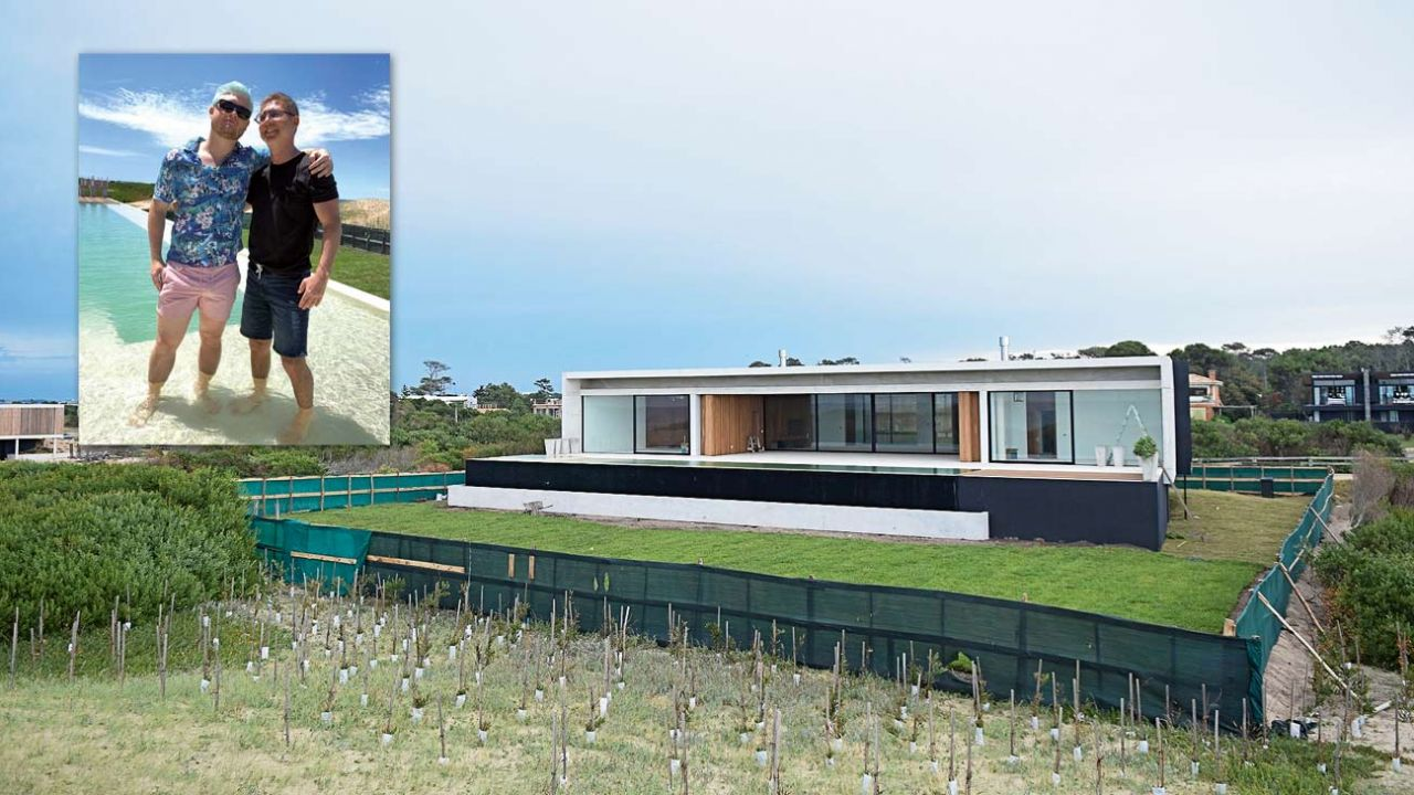 Nueva casa de Adrián Suar en Punta del Este | Foto:Marcelo Escayola