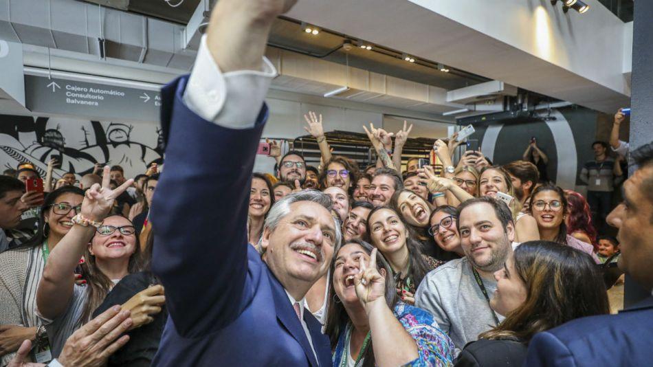 El presidente Alberto Fernández quiere que el primer semestre de 2020 tenga una menor inflación al último de 2019.