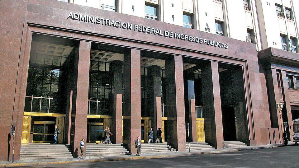 Administración Federal de Ingresos Públicos (AFIP)