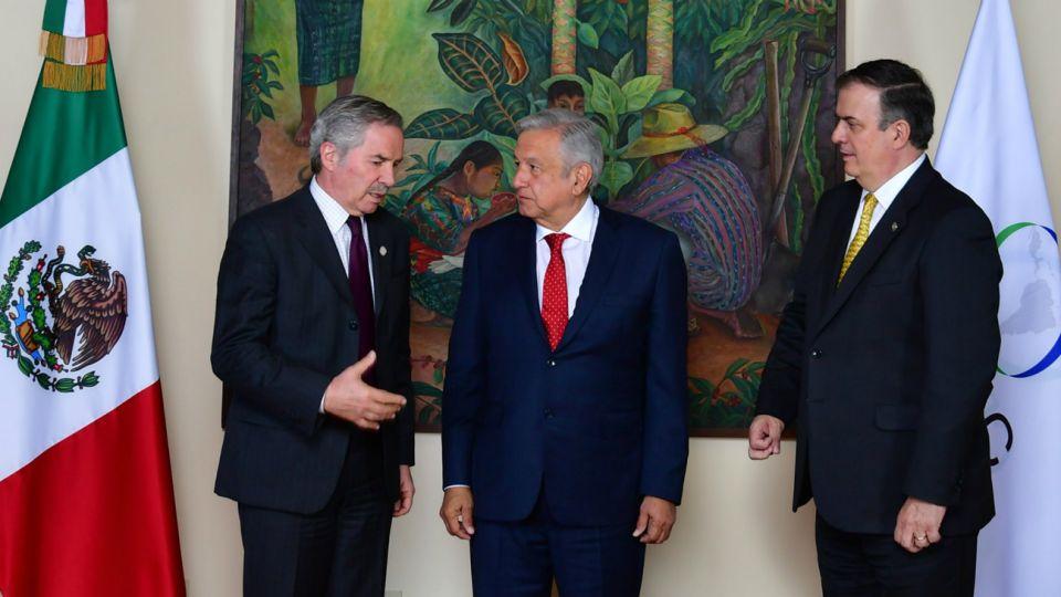 felipe sola Andrés Manuel López Obrador