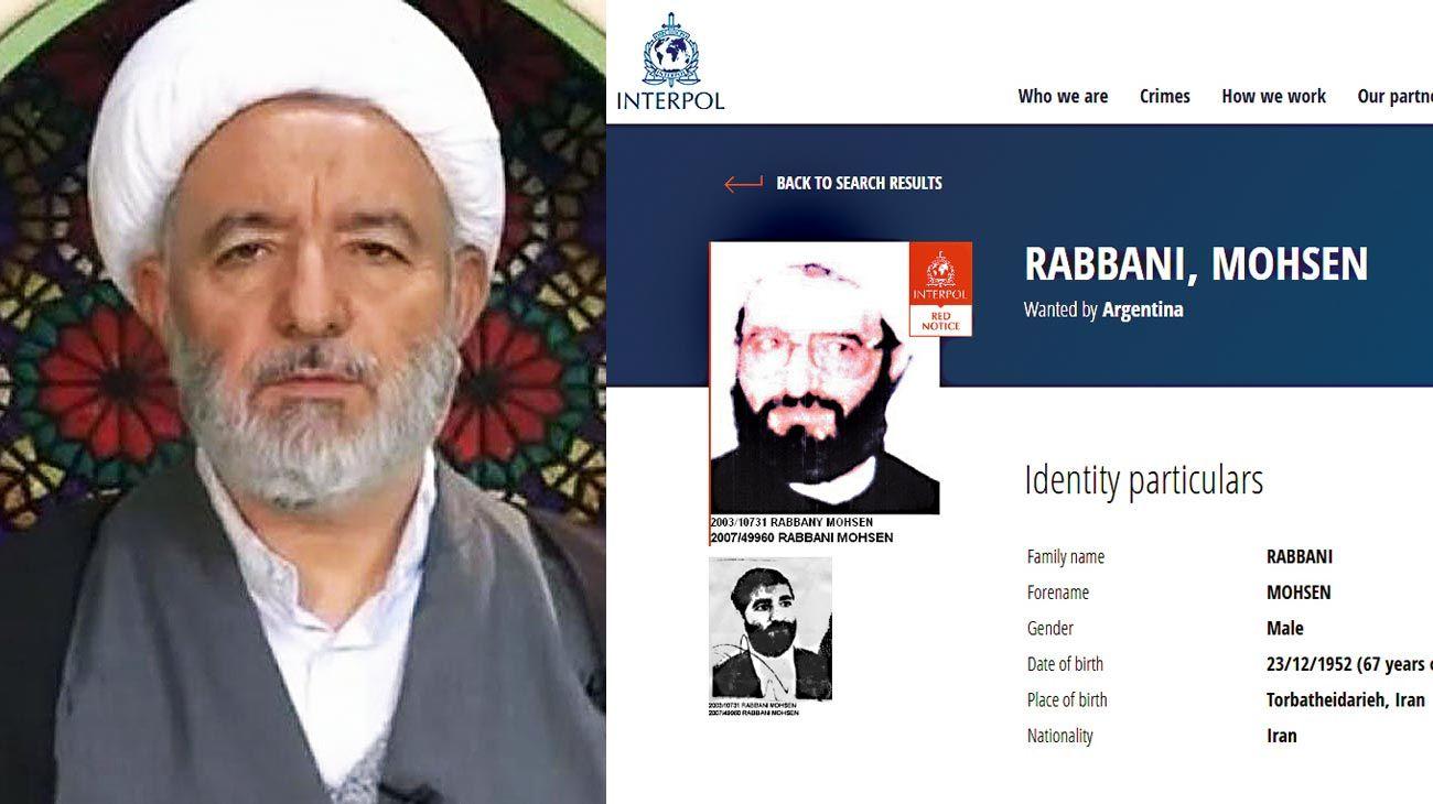 Buscado. En Interpol hay un pedido de captura contra el ex agregado cultural de Irán en Argentina.