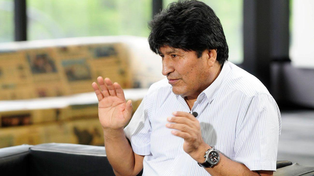 Evo Morales contó cómo Néstor Kirchner lo ayudó a negociar con las empresas petroleras