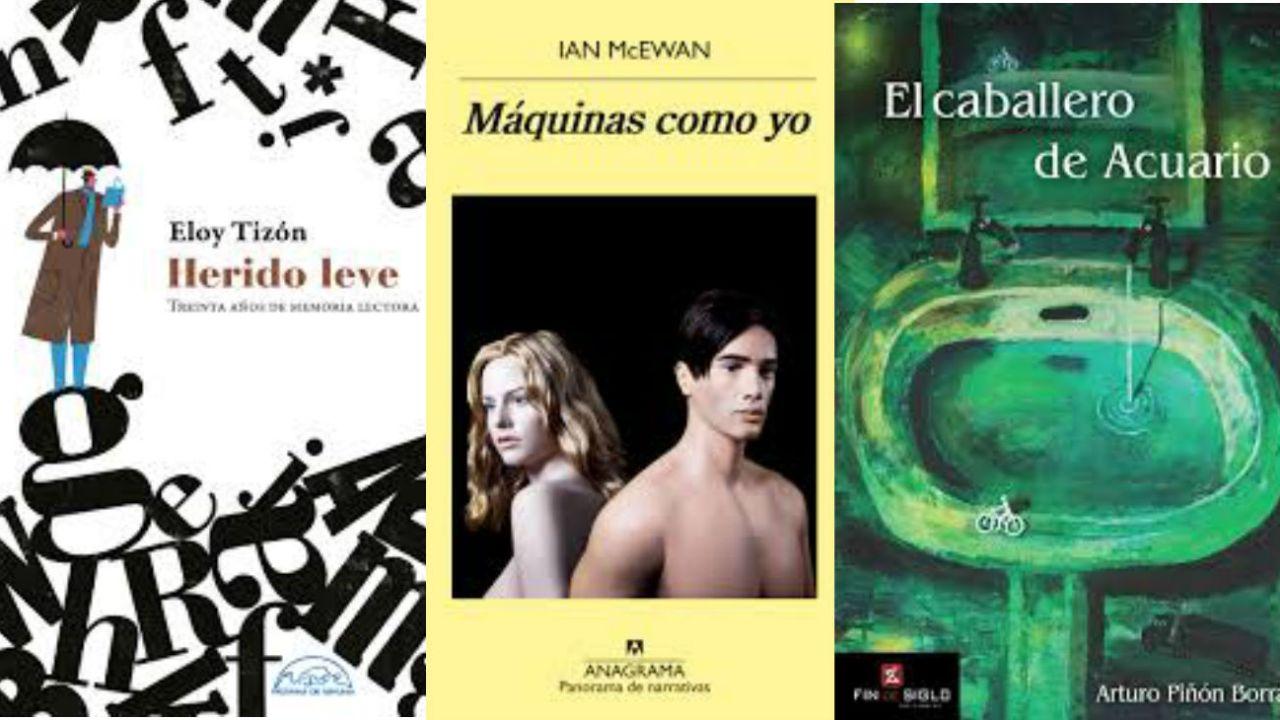 Libros, por Jaime Clara. | Foto:CEDOC