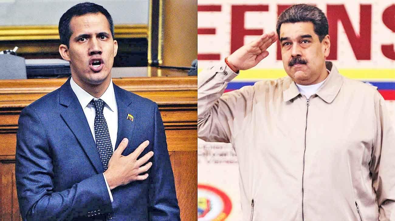Ajedrez. El líder bolivariano busca que se fracture la oposición para menoscabar el poder de su rival, reconocido como presidente encargado por más de cincuenta países.