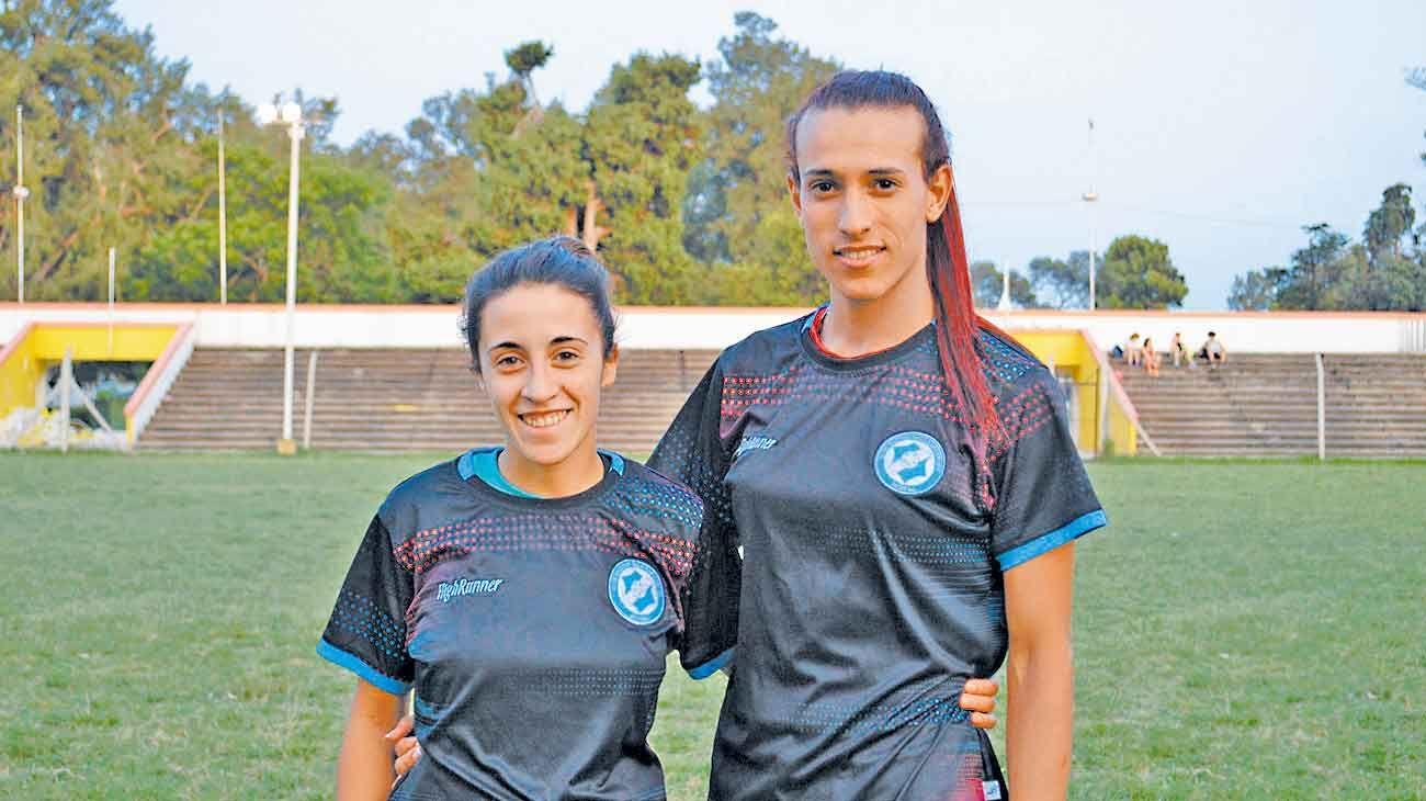 Inclusión. Con la autorización de AFA, Mara se convertirá en la primera futbolista trans en un torneo de Primera.