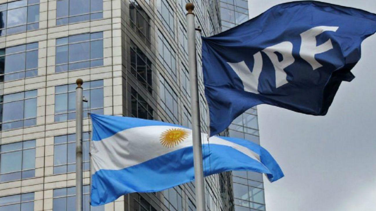 La petrolera argentina, YPF.