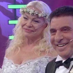 Silvia Süller y Jacobo Winograd