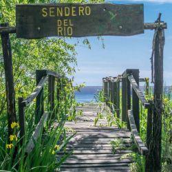 La reserva ofrece un entorno fantástico para pescar.