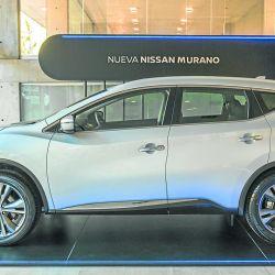 El nuevo Murano se exhibe hasta el 23 de febrero en el stand de Nissan en Cariló.