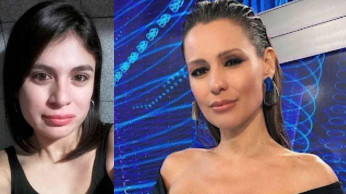 Sin trabajo y agredida: el difícil presente de Viviana Benítez, la exniñera de Pampita