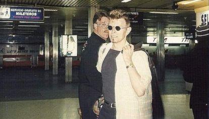 David Bowie, el legendario artista y leyenda del rock de todos los tiempos, visitó Buenos Aires en 1990 y luego, en 1997. En ambas ocasiones, para participar de festivales.