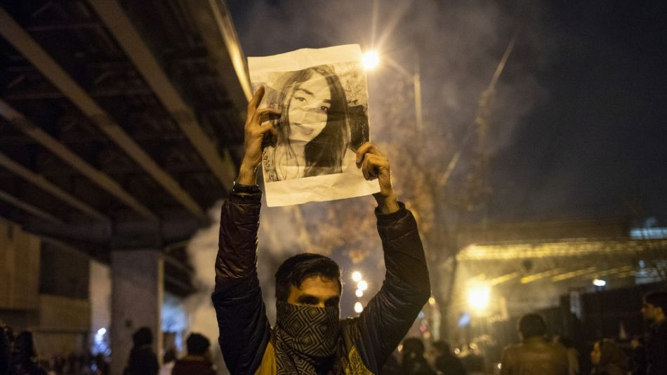 protestas iran