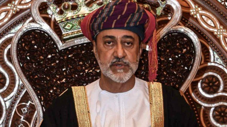 sultan haitham oman