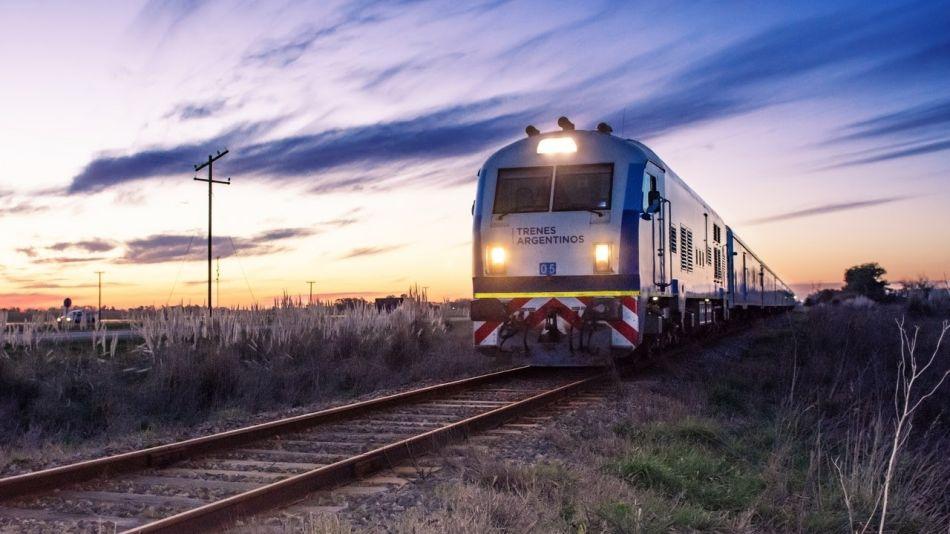tren mar del plata