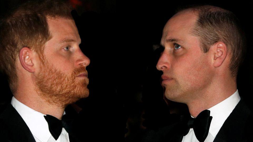 La desgarradora confesión del Príncipie William sobre Harry y Meghan Markle