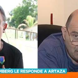 Nito Artaza y Carlos Rottemberg