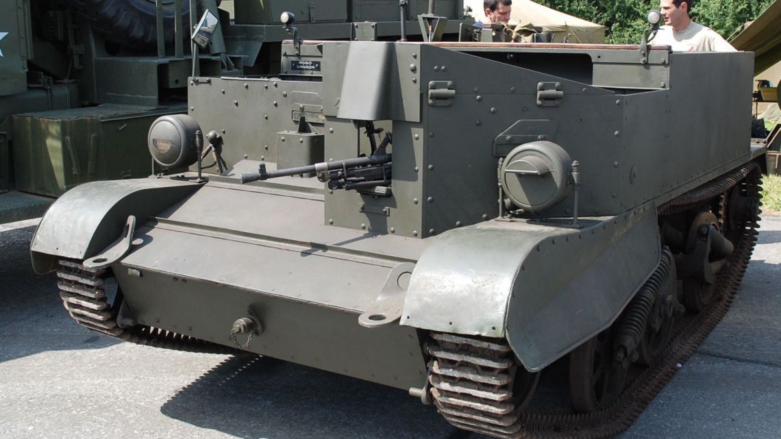 Ford t16 carrier | Foto:Cedoc