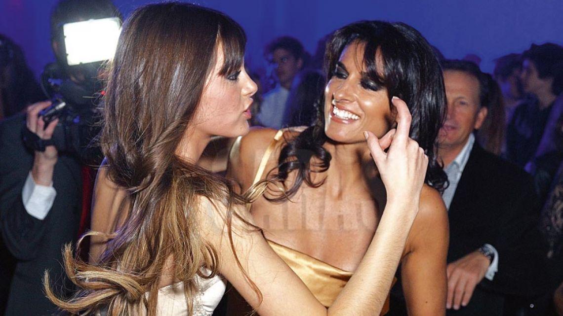 Gaby Sabatini dio una entrevista en TV y Oriana tuvo una divertida reacción