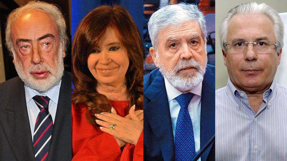 Barcesat CFK De Vido y Baltazar 20200114